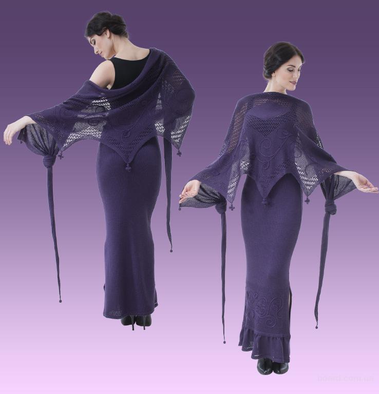 Авторская женская одежда из трикотажа