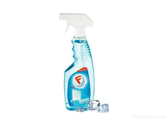 Средство для мытья стекол ТМ F