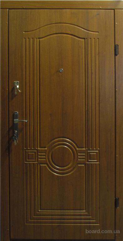 Входные двери недорого модель Лондон Золотой дуб