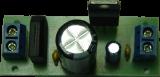 Стабилизатор в сборе V-1-5 серии 7805 с диодным мостом (1.5A; 5V)