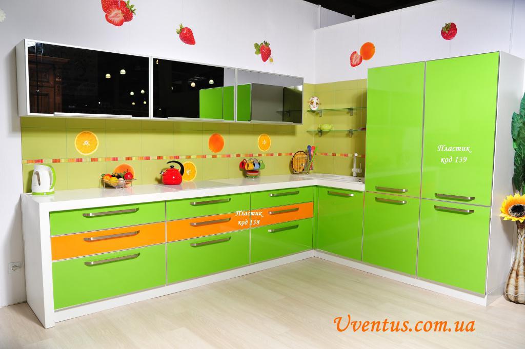 Мебельные фасады МДФ в плёнке ПВХ с 100% степенью глянцаот фабрики - производителя.