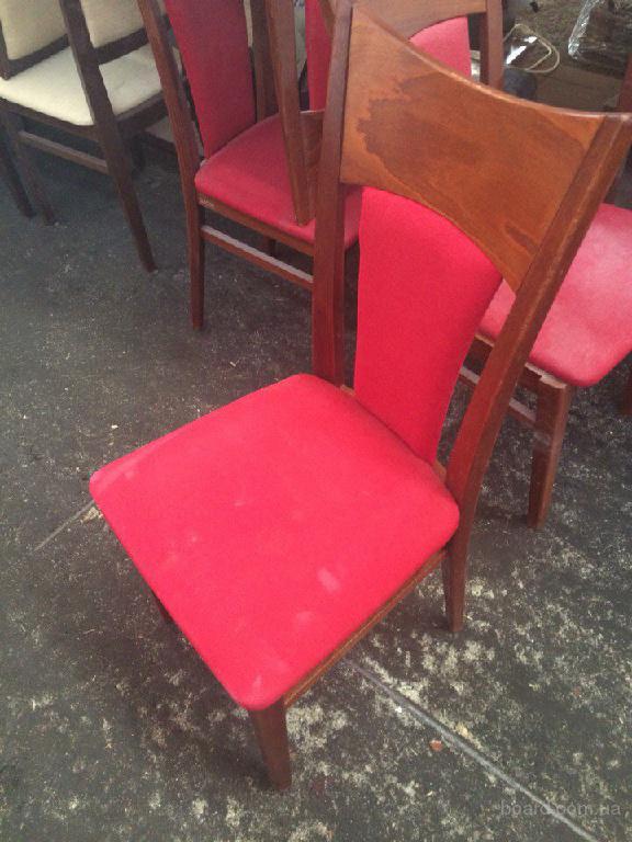Продам мягкие красивые  стулья б/у  для кафе ресторанов