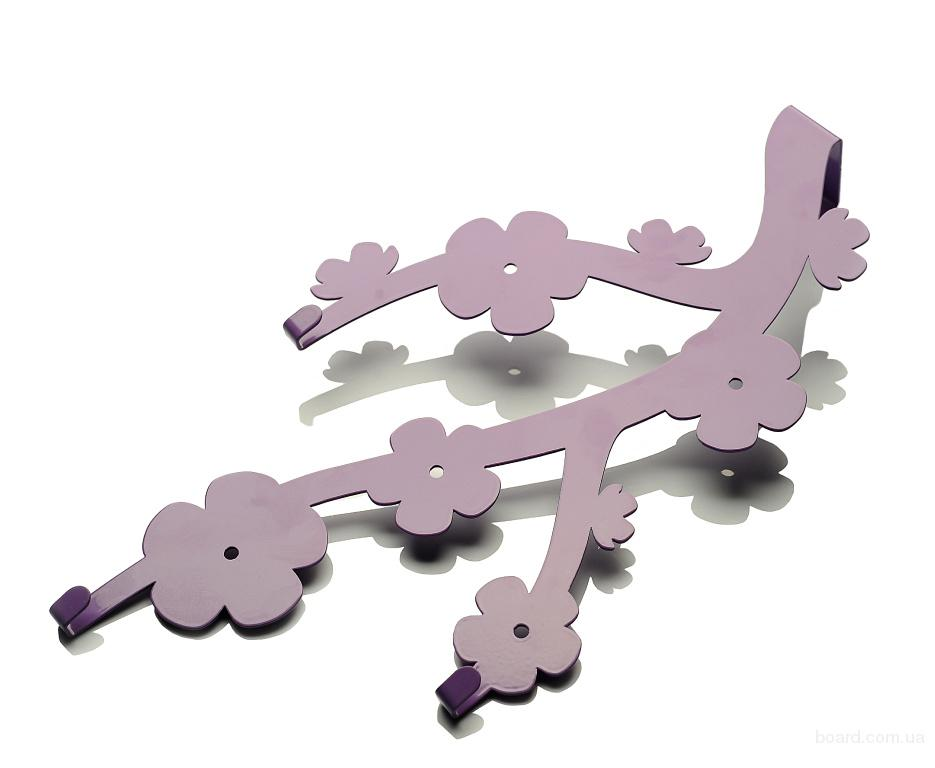 Декоративный крючок на двери Сакура