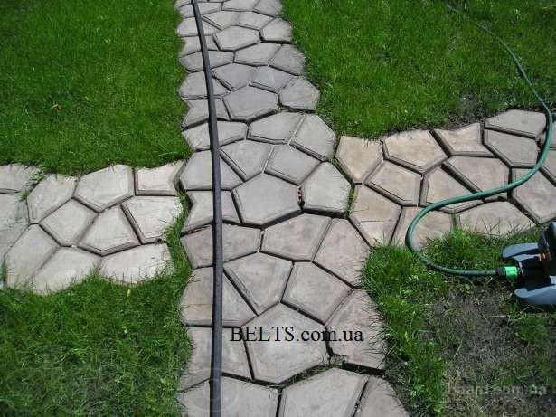 Продам.Форма для изготовления тротуарный дорожек «Садовая дорожка», 60 * 60 см.