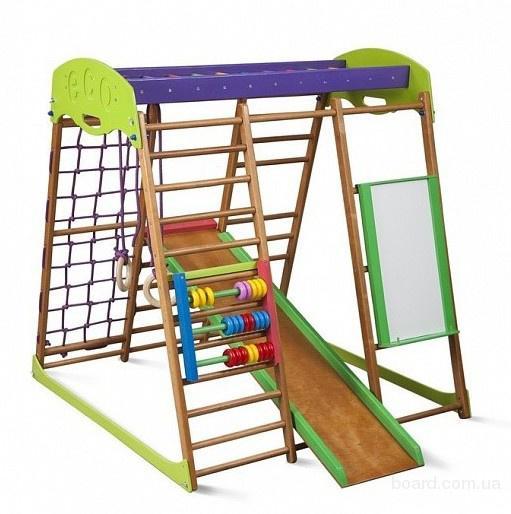 Детский спортивный комплекс для квартиры