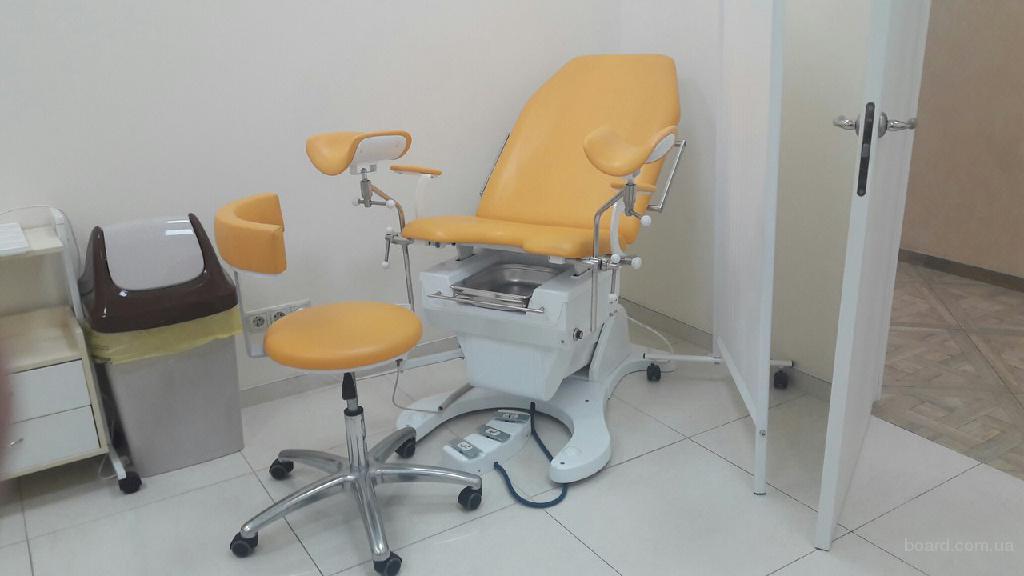 Кресло гинекологическое-урологическое «Клер» КГЭМ 01