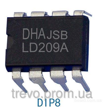 Микросхема  Ld209a DIP-8