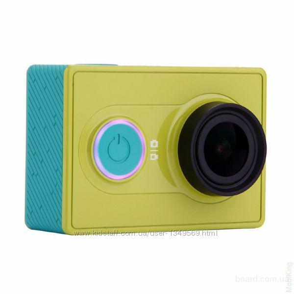 Экшн камера XiaoMi YI оригинальная  Экшн камера XiaoMi оригинальная