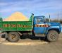 Продаю пісок чистий (митий) та з глинкою для кладки та штукатурки з доставкою Луцьк обл.