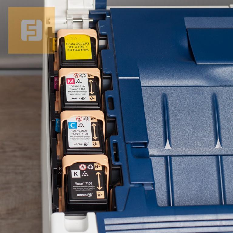 Заправка картриджей Восстановление фотобарабанов Xerox Phaser 7100