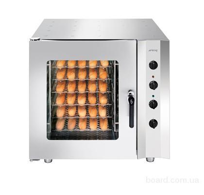 Продам кондитерскую конвекционную печь с пароувлажнением SMEG (Италия)