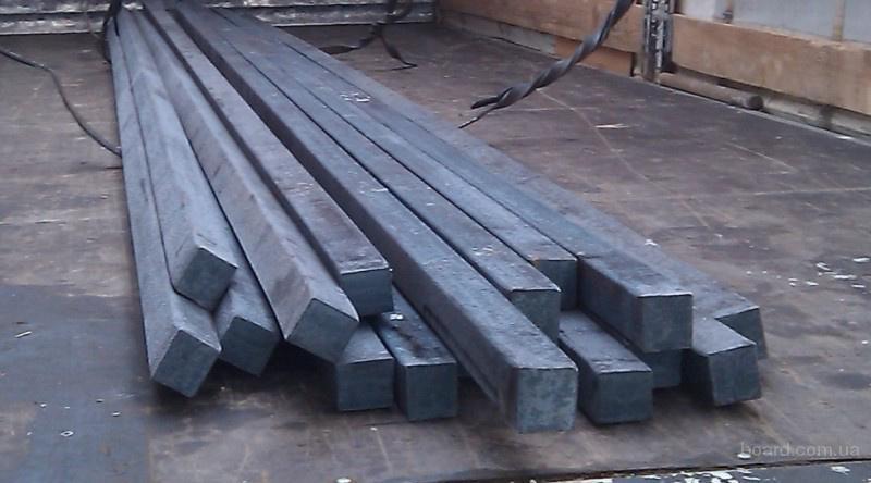 Квадрат стальной  70 х 70 ст 35