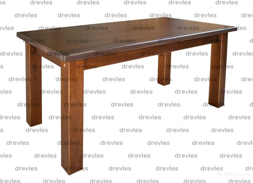 Стол деревянный из массива / С-1