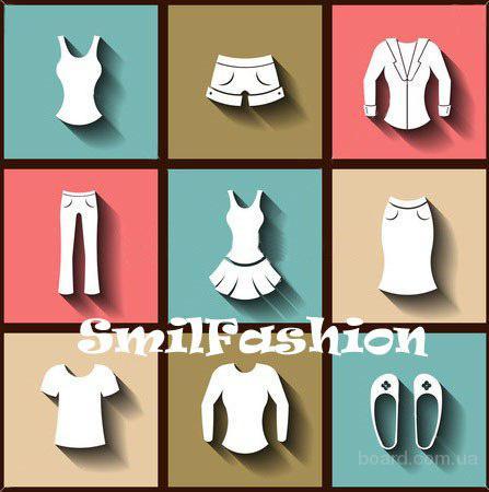 Женская одежда от производителя SmilFashion Опт и Розница