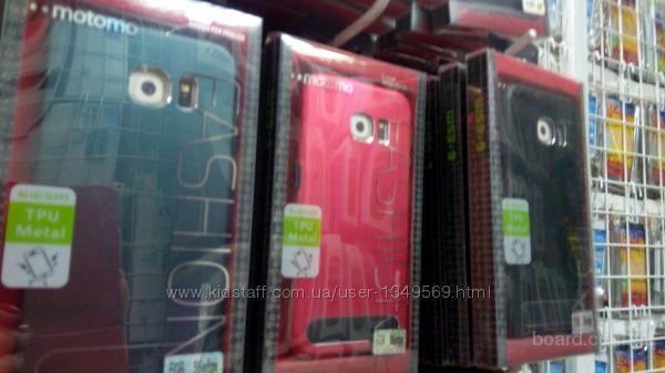 Алюминиевый чехол Samsung S6 edge Motomo   Samsung S6 J5 J500  Подбор аксессуаров, чехлы, защитные стекла, пленки, книжки и прочее Опт и розница Киев