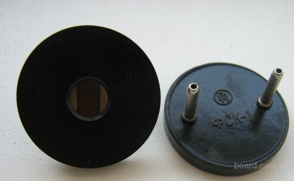 Продам фоторезистор ФСК-1 3,3 мОм