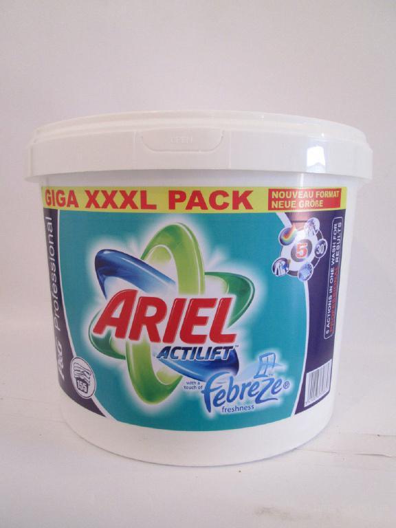 Ariel actilift febreze 10,4 kg
