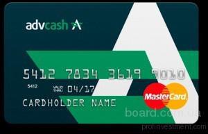 Платёжная система AdvCash