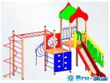 Детские игровые площадки, комплексы, качели курусели
