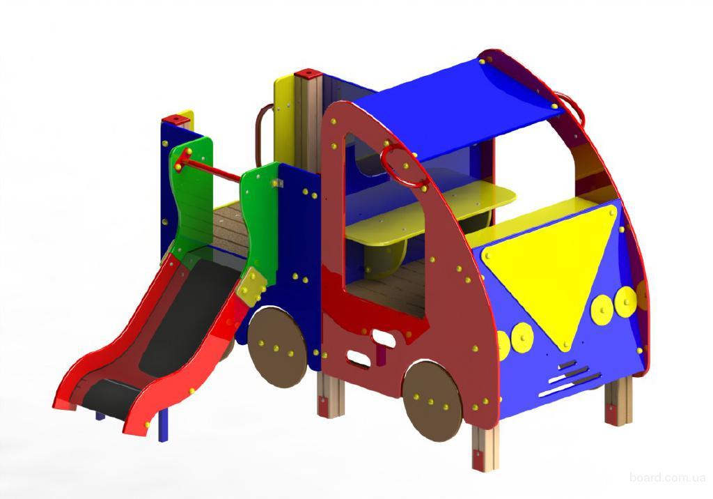 Детская площадка для садика или двора