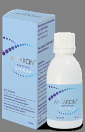 Анкарцин® раствор Optimum, 50 мл. (550 капель)