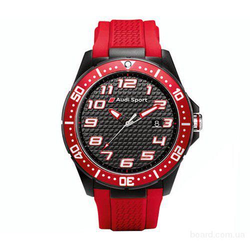 Наручные часы Audi Sport. Оригинал.