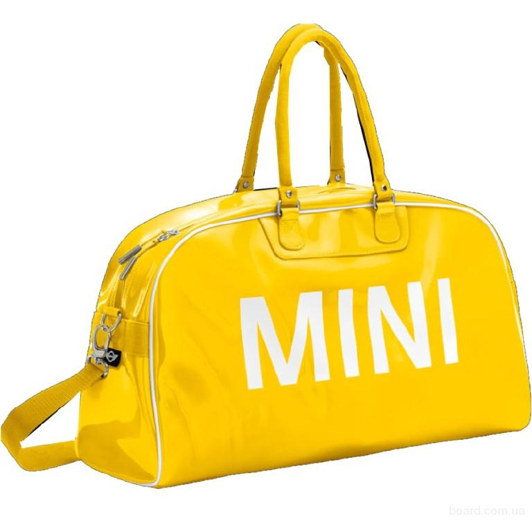 Сумка MINI Duffle Bag Yellow