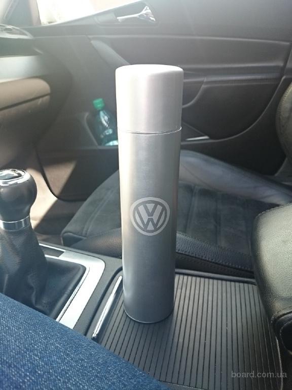 Складной зонт Volkswagen в алюминиевом футляре