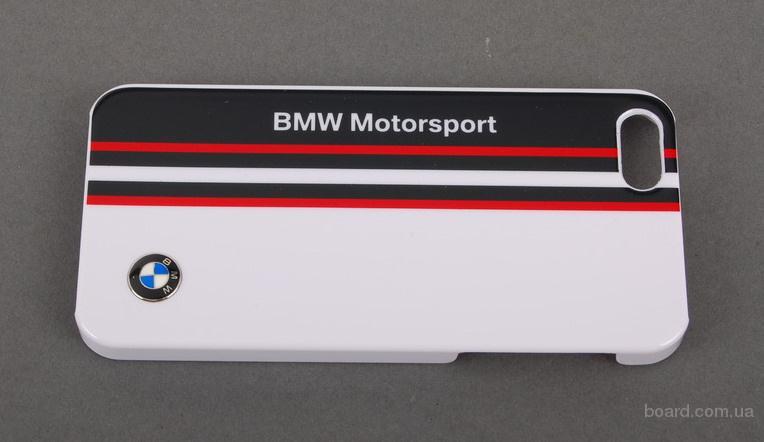 Чехол для телефона BMW Motorsport for iPhone 5/5S