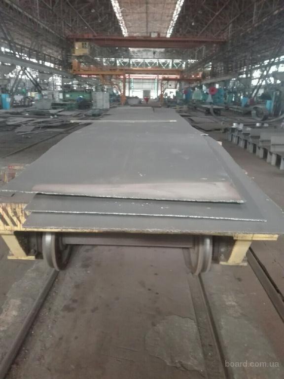 Продам лист 6 мм сталь 3