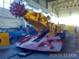 Комбайн шахтный КСП-32. Сборка 02