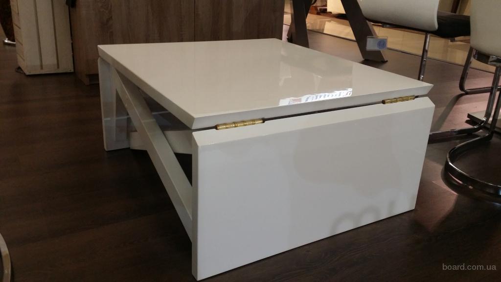 Журнальный стол-трансформер премиум класса