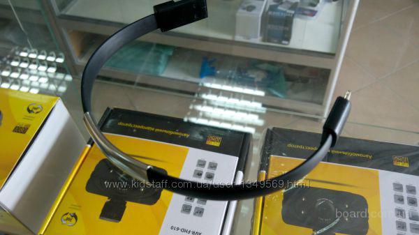 USB Cable-браслет iPhone 5 6G 6 plus 5G 5S 5c iPa4 iPad Mini (KS-522) Разные цвета Большой выбор  Подбор аксессуаров, чехлы, защитные стекла, пленки,