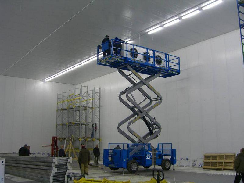 холодильные камеры и склады. новые и бу. агрегаты, централи, сплит-системы.
