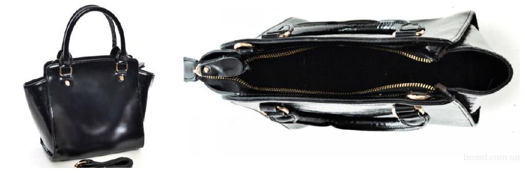 Шкіряна сумочка для сильної жінки
