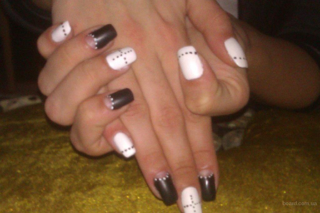 Мастер наращивания ногтей