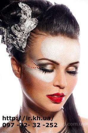 Обучение визажу. Курсы макияжа