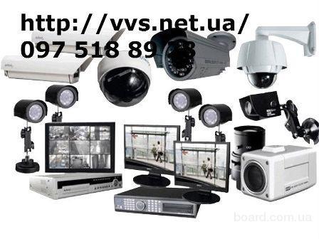 Салон безопасности и видеонаблюдения