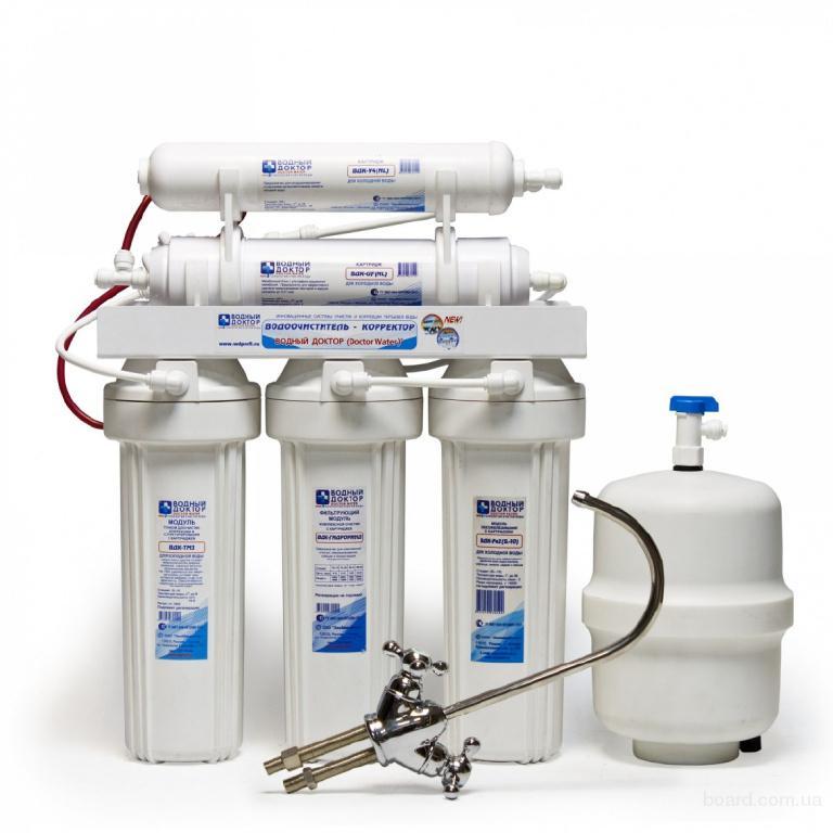 оздоровительные фильтры для воды-полностью сертифицированные!