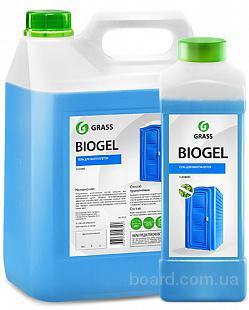 Гель для биотуалетов Grass Biogel, 5кг (арт. 211101)