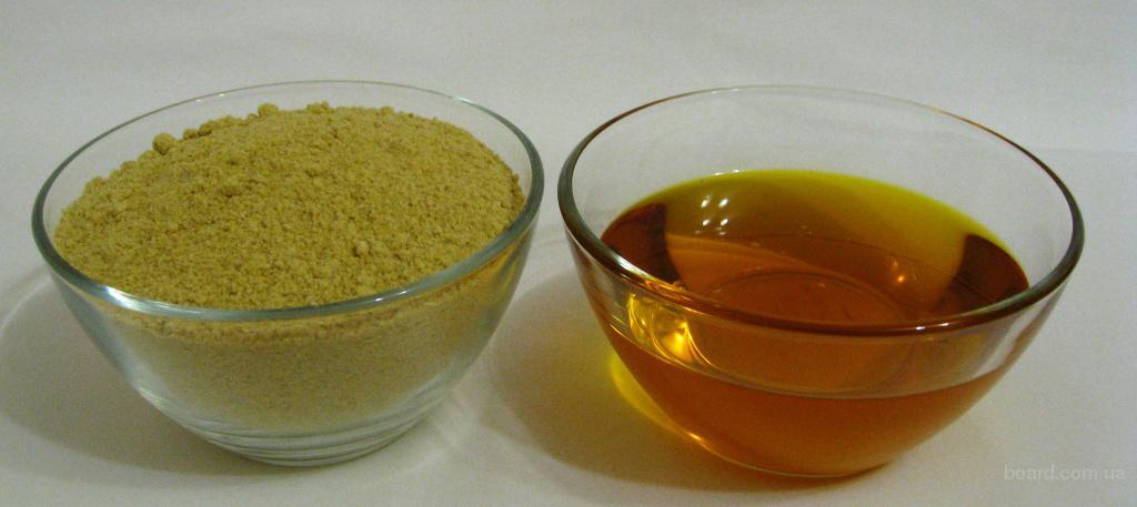 Реалізуємо жмих(макуху) соєву та олію