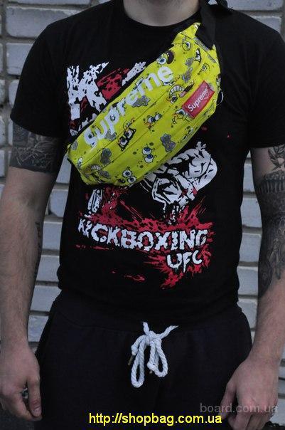 Поясные сумки, сумки на пояс Nike Supreme, более 40 видов в наличии в Киеве.