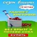 Машинка 2016 Удаления косточек вишни Biowin Польша