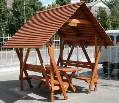 Садовая мебель-беседки, мебель из поддонов, качели, столы, лавки и т.д
