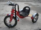 Детский трехколесный велосипед Schwinn roadster trike 12 red (Донецк, Макеевка)