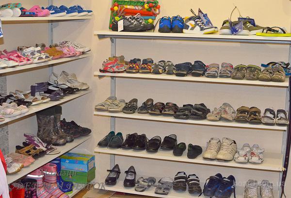 Детская обувь бу, Киев