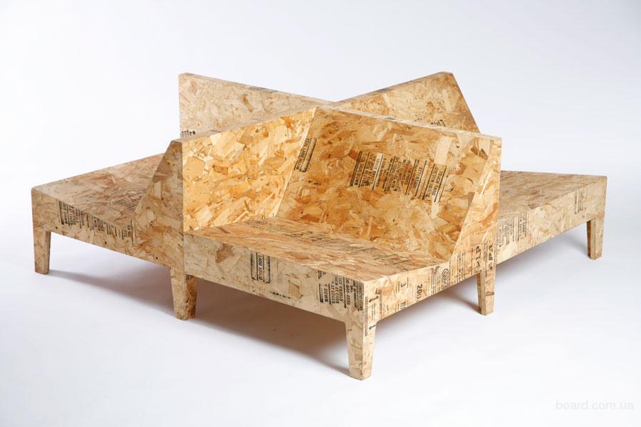 Мебель с ОСБ