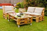 Мебель из поддонов Корпусная мебель Мебель из ОСБ .На заказ