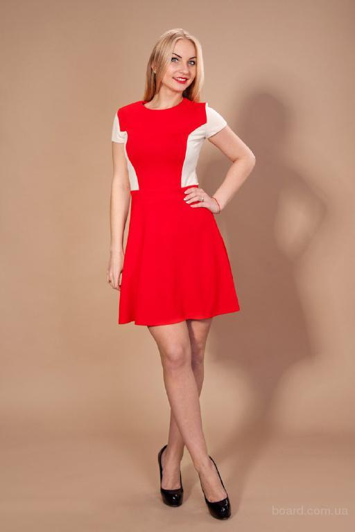 Женская стильная одежда от производителя мелкий и крупный ОПТ
