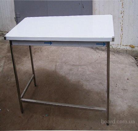Продам стол из нержавеющей стали для пиццерии